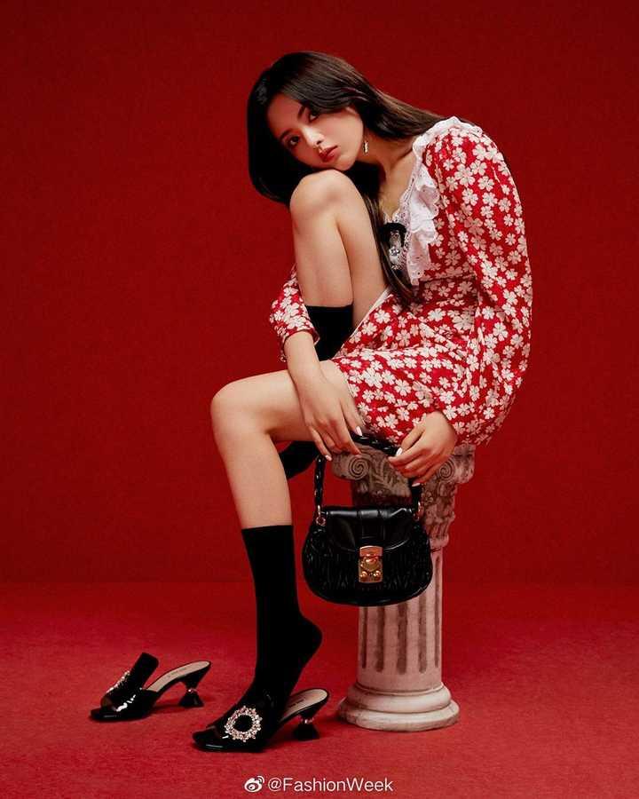 娱乐圈哪个女明星的腿最漂亮?