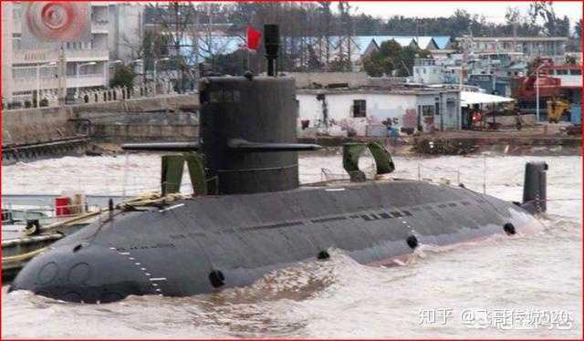 039型宋级潜艇