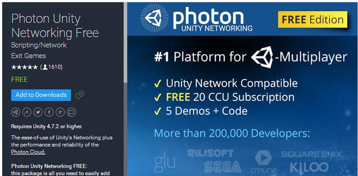 Photon Unity