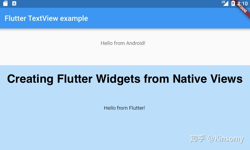 Flutter Platform:如何通过原生view创建widget - 知乎