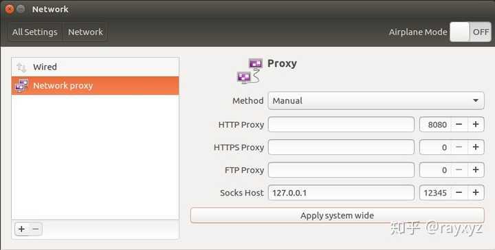 Socks proxy & proxychains & tensorflow hello_world - 知乎