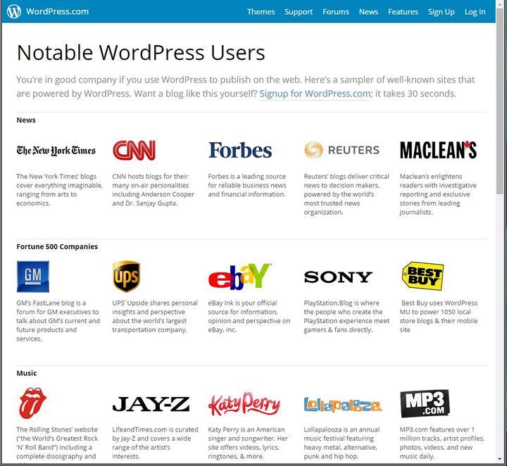 不懂IT的朋友花钱做了一个公司网站,老板因客户发现有首页的wordpress版权文字而难堪。怎么看这个行为?(图1)