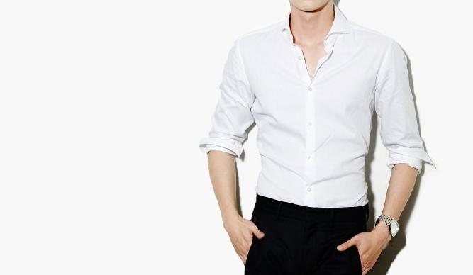 松垮垮_如何把白衬衫穿出范儿? - 知乎