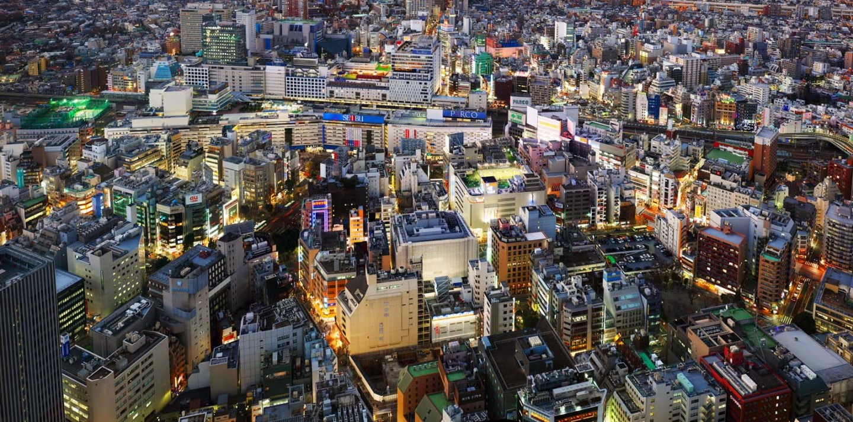 日本红灯区纪行:池袋篇