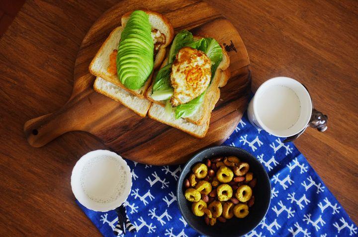 日常 / 面包少女的早餐指南