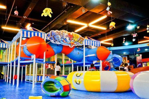 如何挑选优质的室内儿童乐园设备厂家? 加盟资讯 游乐设备第5张