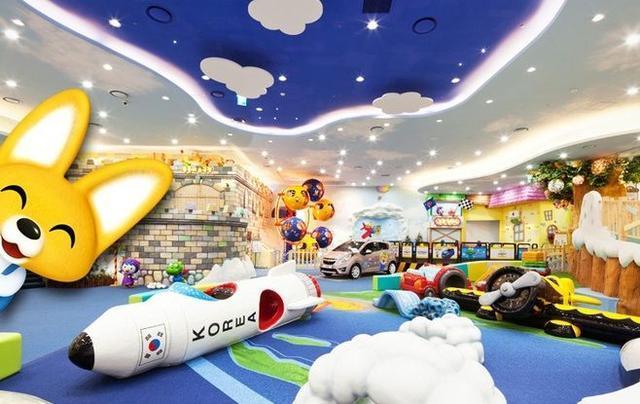 儿童游乐园发展趋势是什么?值得大家投资? 加盟资讯 游乐设备第4张