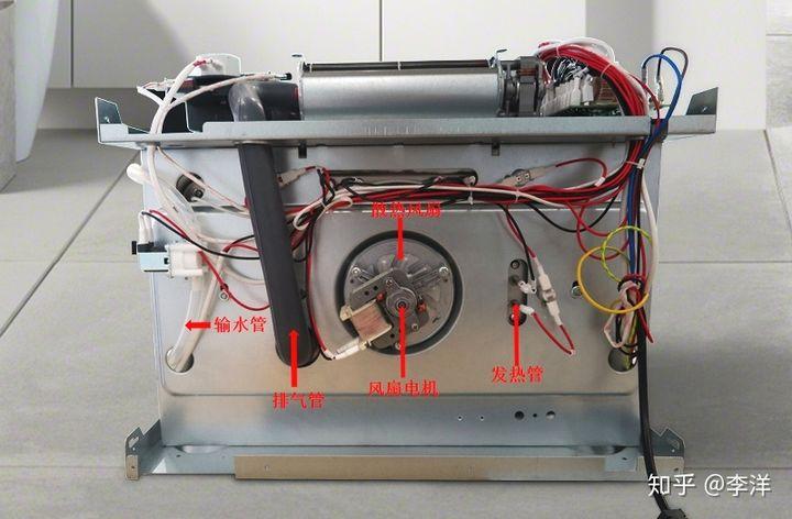 拆机详解:德普嵌入式蒸烤箱T550,内部详情曝光 电器拆机百科 第22张
