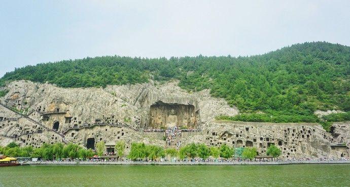 龙门石窟所在省(龙门石窟游玩一定要看看这些地方)