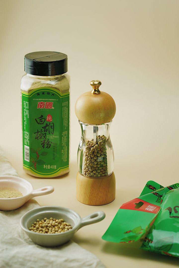 海南特产丨厨房必备白胡椒,秋冬常吃更健康