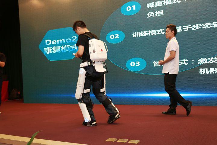 中国外骨骼机器人技术处于什么水平?这个产业应如何发展?