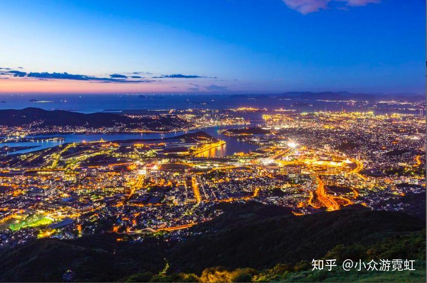 日本 三 大 夜景