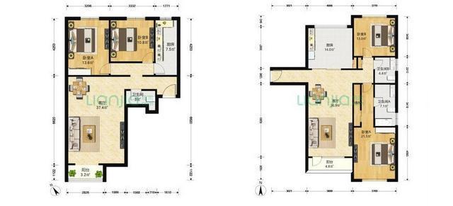 在西安买房购房户型如何选择|西安买房插图(3)