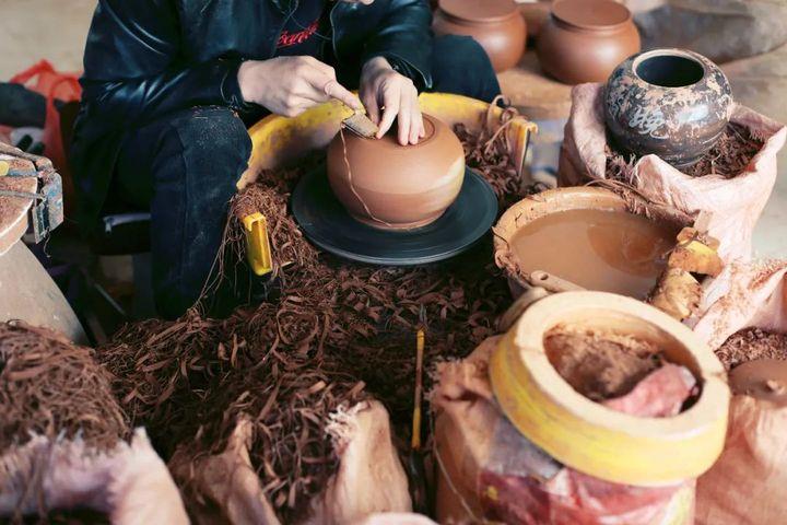 紫砂壶最有名的产地(宜兴紫砂壶泡茶最好吗)插图(8)