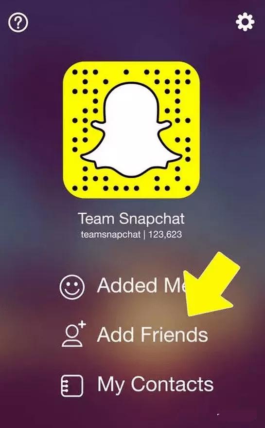 Snapchat营销