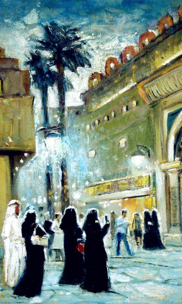《阿拉伯》封面图片