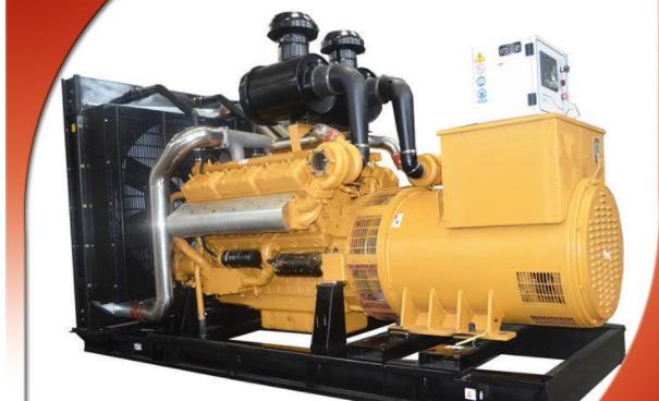 2021上柴发电机产品展示-发电机组厂家OEM证书授权样板