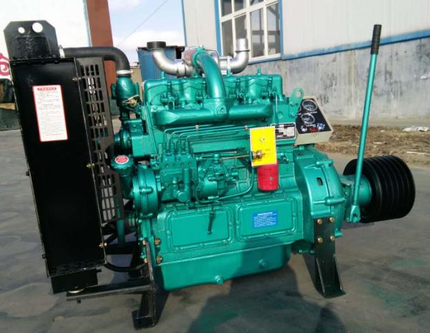潍坊申航动力发电机产品图