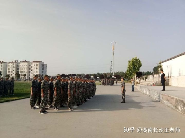 长沙凯舟科技职业学校:国防预备役开始报名了,招收初中毕业生 商业资讯 第6张