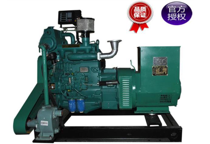 潍柴国六发电机组产品