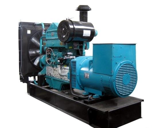 通柴300KW柴油发电机组产品效果图-江苏通柴发电机组厂家零动网