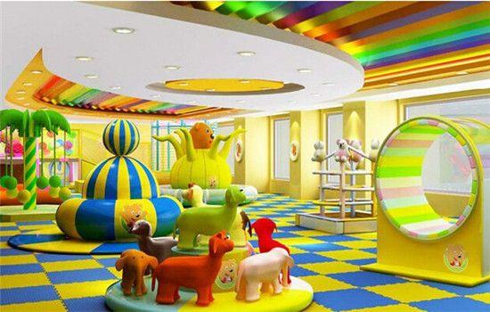 如何增加儿童乐园的客户粘度? 加盟资讯 游乐设备第1张