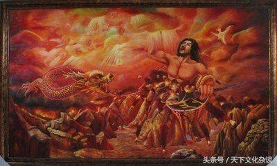 中国经典神话故事大全(十大上古神话故事)