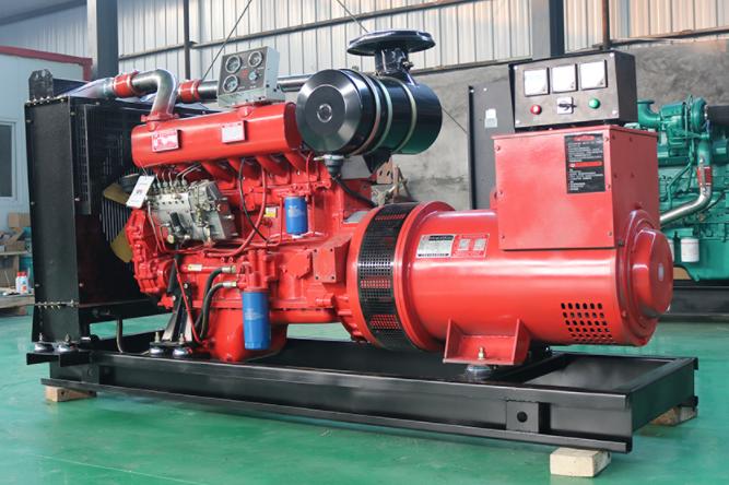 STC-40玉柴柴油发电机型号+常用40KW/备用44KW参数介绍