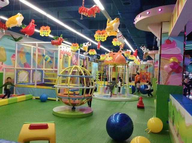 兰州儿童乐园生产厂家 加盟资讯 游乐设备第2张