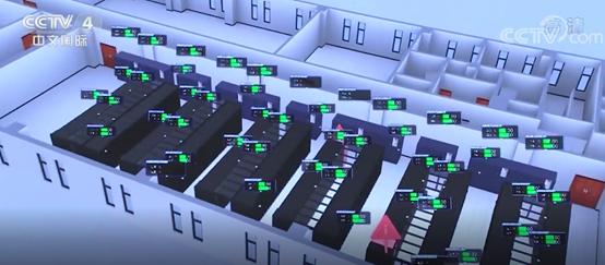 """""""斗极人""""的圆梦伙伴!优锘科技为星间链路供给技术支持 ThingJS 3D 可视化"""