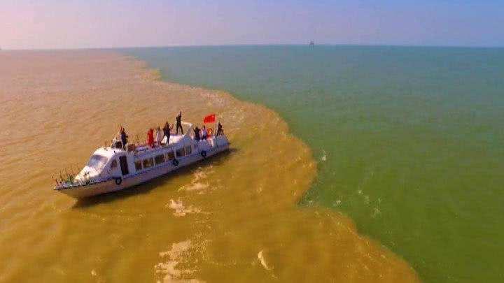黄河入海口最佳观景时间(黄河从哪里开始变黄的)