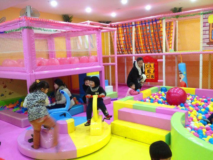 陕西儿童游乐园设备种类? 加盟资讯 游乐设备第4张