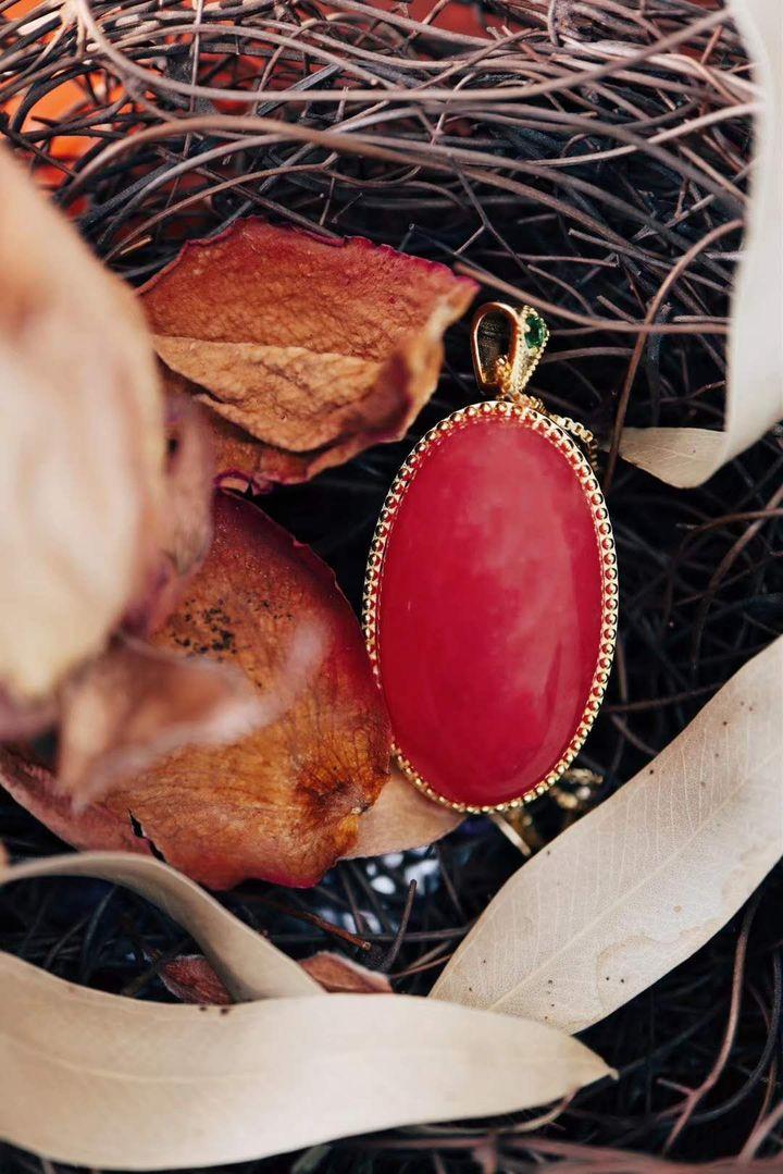 红纹石的功效与作用(红纹石是普通的珠宝吗)插图(22)