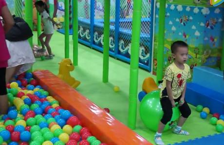 教会您如何经营儿童乐园加盟店? 加盟资讯 游乐设备第1张