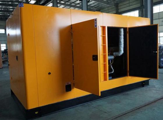 集装箱发电机设计图片