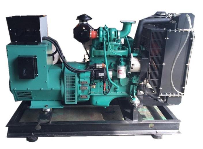 80KW发电机组产品图