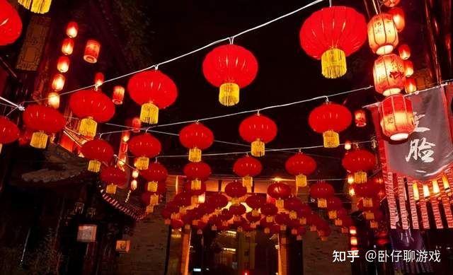 正月 中国 旧