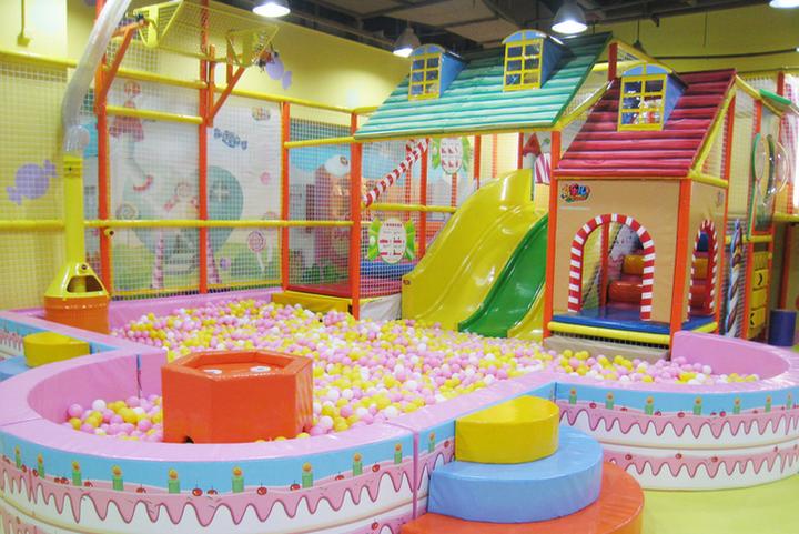 在商场开小孩游乐场怎样运营更赚钱? 加盟资讯 游乐设备第1张