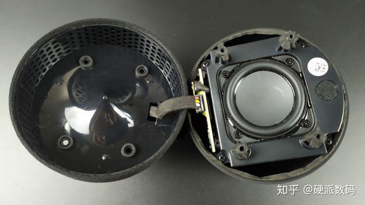 拆机爆料,小度智能音箱1S内部有哪些好玩的东西 数码拆机百科 第5张