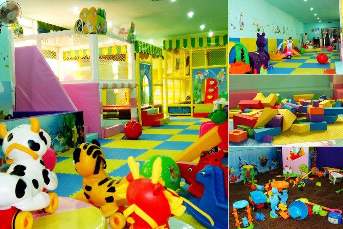 如何突破儿童乐园趋近饱和的瓶颈期? 加盟资讯 游乐设备第2张