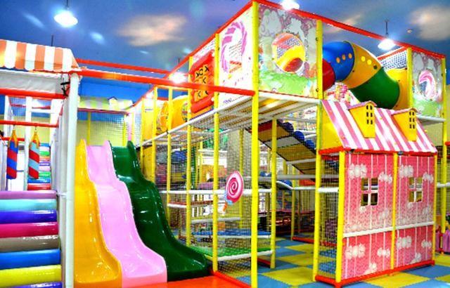 兰州儿童乐园的市场 加盟资讯 游乐设备第4张