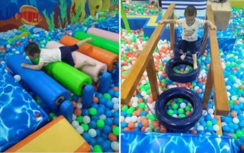 适合3到6岁孩子的儿童乐园游乐设备有哪些? 加盟资讯 游乐设备第4张