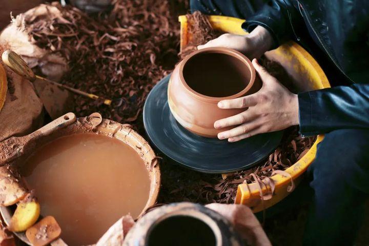 紫砂壶最有名的产地(宜兴紫砂壶泡茶最好吗)插图(5)