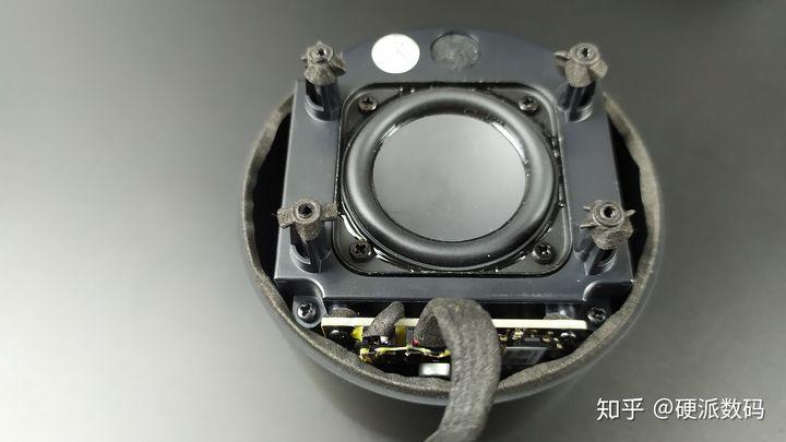 拆机爆料,小度智能音箱1S内部有哪些好玩的东西 数码拆机百科 第7张