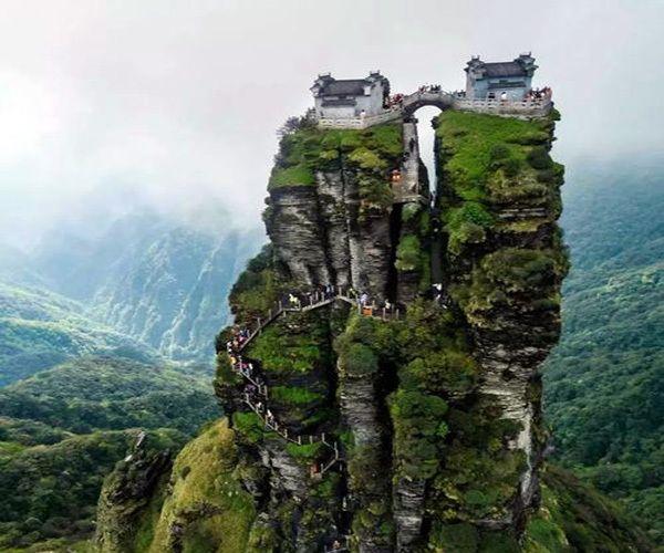 梵净山在贵州哪里(梵净山自驾游攻略)