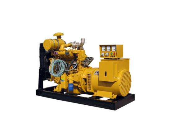 潍柴工业发电机组图片