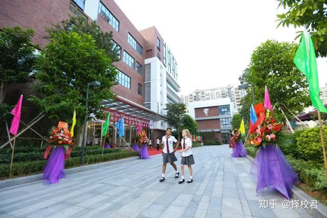 南山區的國際學校,你知道有多少所嗎?(一)