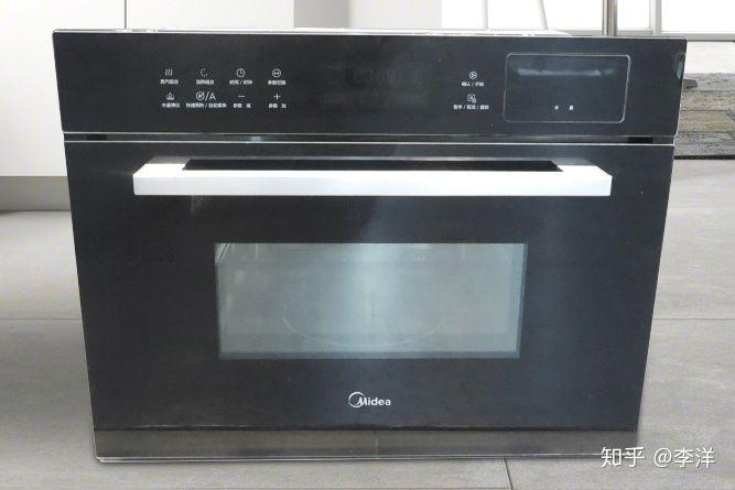 拆机评测:美的嵌入式蒸烤箱一体机TQN34FBJ-SA优缺点曝光 电器拆机百科 第1张