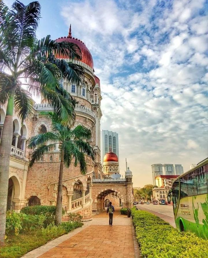 吉隆坡分为哪几个区(吉隆坡旅游贵不贵呢)