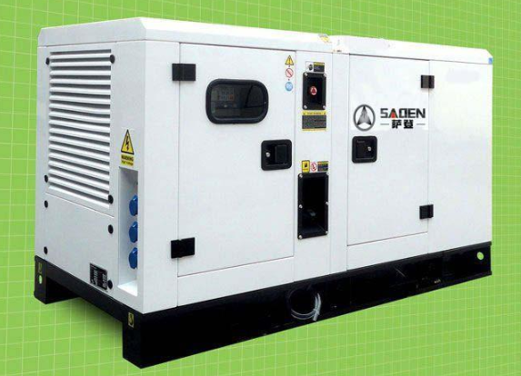16KW萨登超静音发电机组产品图片